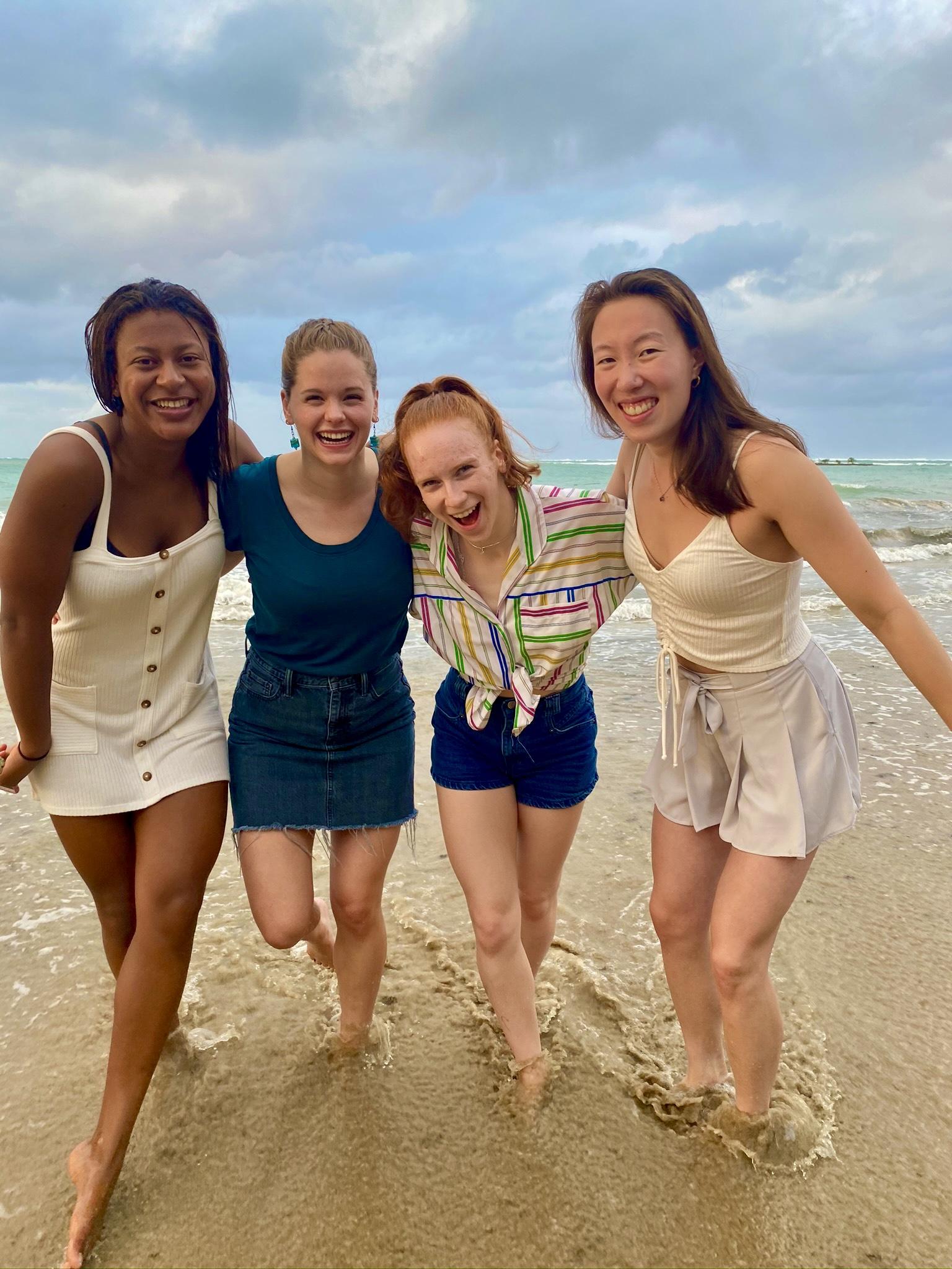 Puerto Rico Swimming Training Trip Room Group 2020